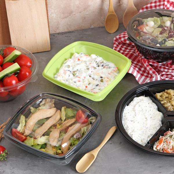 Salata Kapları
