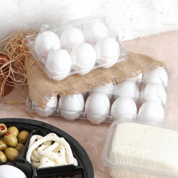 Yumurta Kapları